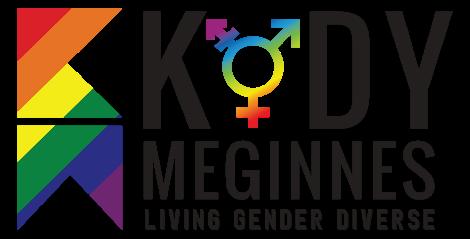 Kody Meginnes Living Gender Diverse